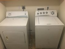 Washer & Dryer (electric) in San Clemente, California