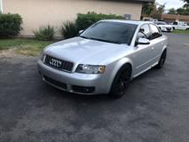 2005 audi s4 in Camp Pendleton, California