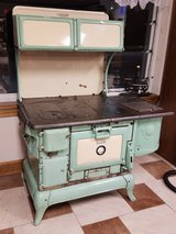 "Kalamazoo Wood Kitchen Stove ""Kazoo"" model in Fort Leonard Wood, Missouri"