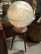 "1960's National Geographic 16"" illuminated Globe in Fort Leonard Wood, Missouri"