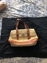COACH PURSE, BUTTER YELLOW in Camp Lejeune, North Carolina