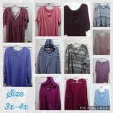 Plus size shirts & sweaters in Cherry Point, North Carolina