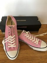 Converse All-Star Shoes. Icy Pink - Men's 9/Womens 11 in Glendale Heights, Illinois