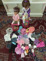 Dolls and Clothes in Beaufort, South Carolina