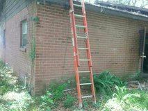 Werner extension ladder fiberglass in MacDill AFB, FL