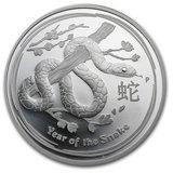 2013 Australia 1 oz Silver Year of the Snake Proof in Fort Polk, Louisiana