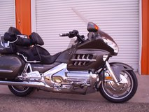 2009 Honda GL1800 ABS w/Navigation---LOW MILES in Alamogordo, New Mexico