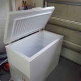 Frigidaire Chest Freezer in Cherry Point, North Carolina