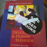 Drug, Society, and human behavior 15th ed (BCC) in Barstow, California