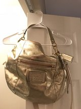 Gold Coach Purse in Beaufort, South Carolina