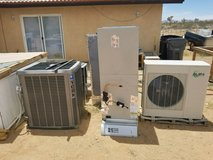 (2) Complete AC Units - 3 ton  (Joshua Tree) in Yucca Valley, California