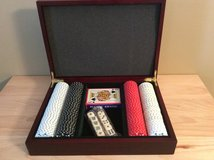 Poker Chips New. in Glendale Heights, Illinois