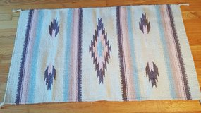 New Mexico Style Rug / Wall Art in Naperville, Illinois