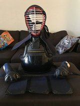 Kendo Armor set in Camp Pendleton, California