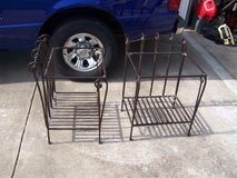 wrought iron end table in Fort Campbell, Kentucky