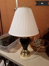 Black lamp in Vacaville, California