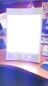 Sun lamp for Winter Blues in Ramstein, Germany