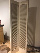 Real Wood Antique Plantation Shutters in Ramstein, Germany