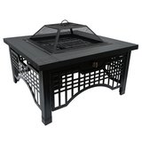 NIB Pleasant Hearth 36-in Wood-Burning Fire Pit with Ignition System in Fort Campbell, Kentucky