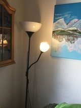 Floor Lamp 220v 2 light in Ramstein, Germany