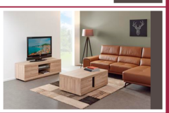 United Furniture - Marco Coffee Table + TV Stand including delivery in Spangdahlem, Germany
