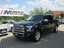 2015 Ford F-150 Platinum SuperCrew in Bamberg, Germany