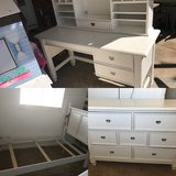 Girl bedroom set in Fort Carson, Colorado
