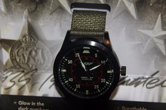 Military Grade & Precision Aviator Watch in 29 Palms, California