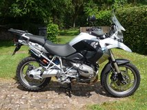 BMW GS  1200 in Spangdahlem, Germany