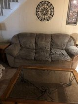 Matching couch, loveseat, & Oversized chair for sale! in The Woodlands, Texas