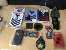 Navy Army Insignia/Patches in Warner Robins, Georgia