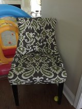 Paisley accent chair in Warner Robins, Georgia