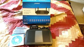 Linksys AC2400 WI-FI Router in Fort Riley, Kansas