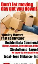 moving services small or large in 29 Palms, California