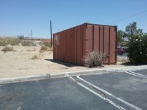20 ft Steel.Container in 29 Palms, California