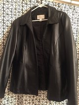 XL Leather jacket for sale! in Fairfield, California