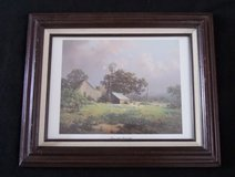 "Dalhart Windberg Framed Print ""Memorable Springtide"" in Kingwood, Texas"