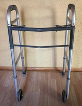 Sunrise Medical Guardian Adjustable Aluminum Walker  Model 30755p  300lb in Chicago, Illinois