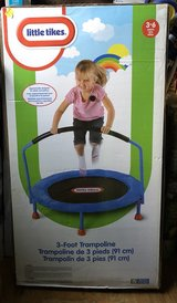 brand new Little Tikes 3' Trampoline in Beaufort, South Carolina
