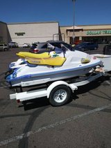 Two Jetskis for sale in Yucca Valley, California