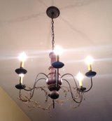 Primitive Farmhouse 6 arm Chandelier in Fort Leonard Wood, Missouri