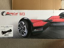 Monster Wheel M3 Hoover Board with Bluetooth speaker in Okinawa, Japan