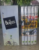 The Beatles Anthology DVD 5 Disc Set in Naperville, Illinois