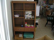 STORAGE SHELVES WITH ONE DRAWER in Sugar Grove, Illinois