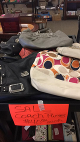 Couch Purses (Real) in Fort Leonard Wood, Missouri