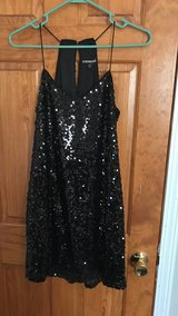 express sequin dress in DeKalb, Illinois
