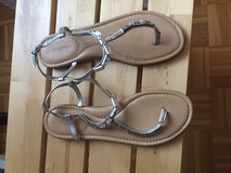 NEWPORT SANDALS WITH CRYSTALS in Ramstein, Germany