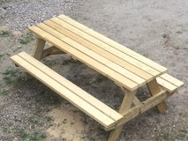 picnic benches made to order in Lakenheath, UK