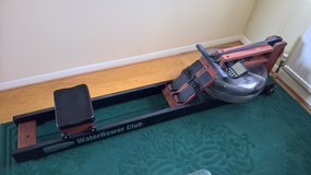 Water Rower Club with S4 Monitor in Lakenheath, UK