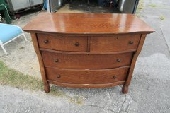 antique dresser 1920 (phone only) 43''W x 3''3H x 2''3D in Okinawa, Japan